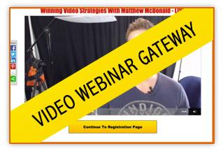 Preview Video Webinar Gateway